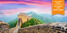 Air & 10-Day Tour of China w/ Great Wall