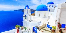 Air & 10-Day Independent Tour of Greece
