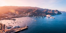 Catalina Island Is Just An Hour Away