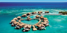 Over-the-Water Villas - Sandals Resorts
