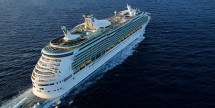 Balcony on Royal Caribbean 3-5 Nt Cruises