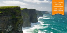 Air & 9-Day Tour of Ireland - Save $250 pp
