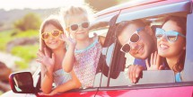 Plan Your Family Road Trip w/ A Rental Car