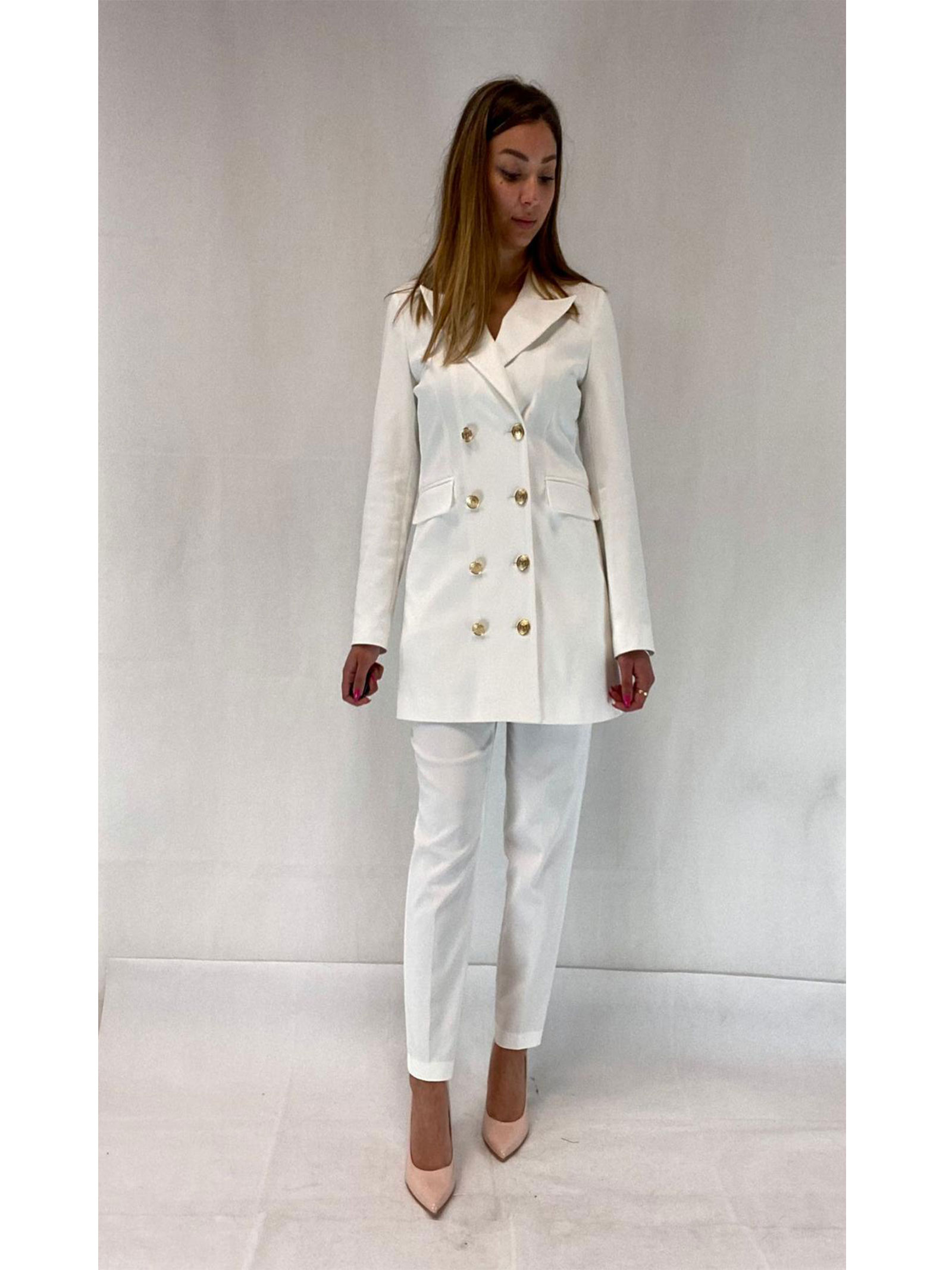 Tailleur Yes London YES LONDON | Completo | YLP123BIANCO