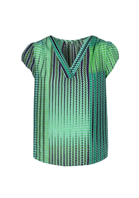 Top Manica Pinna ANONYME   Top   A111ST054EMERALD
