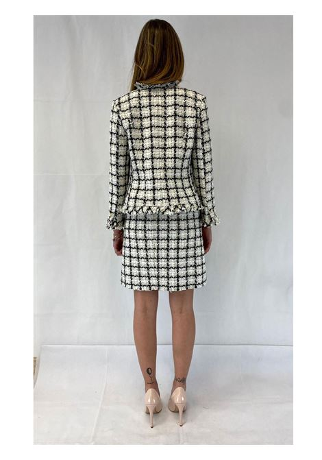 Tailleur Yes London yes london   Completo   YLG011BIANCONERO