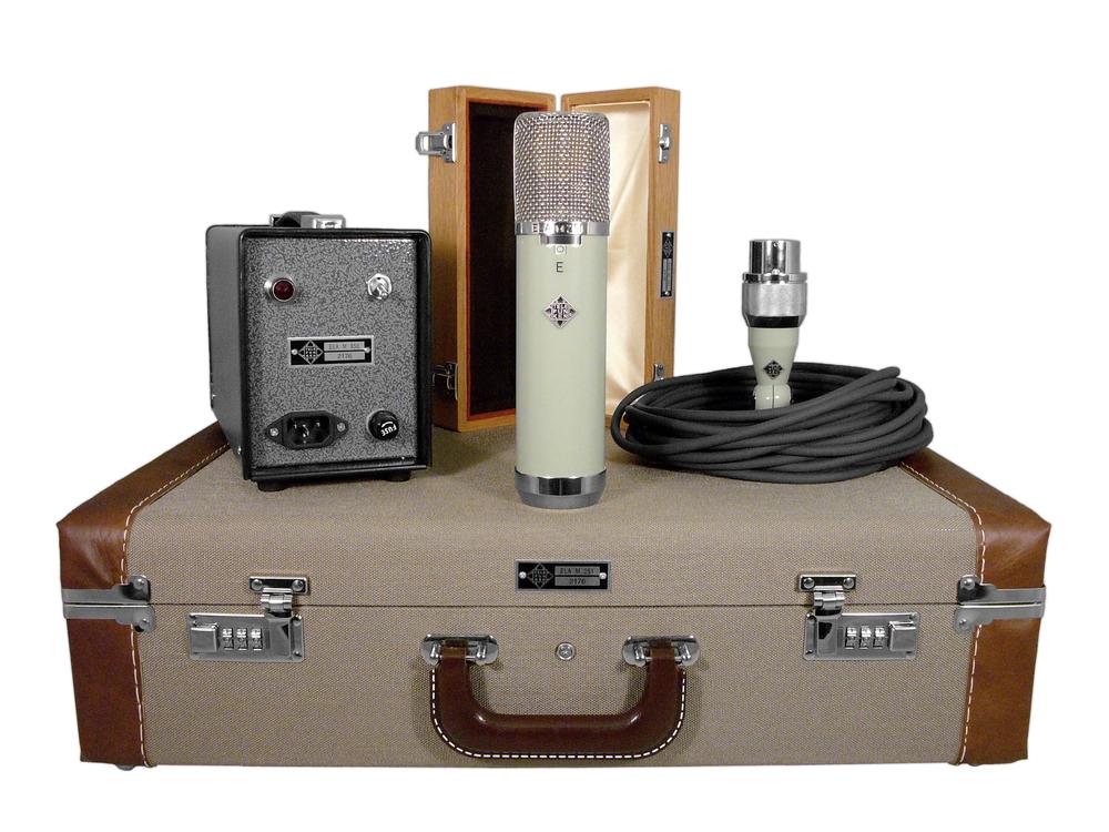 Telefunken Elektroakustik ELA M251E tube microphone system