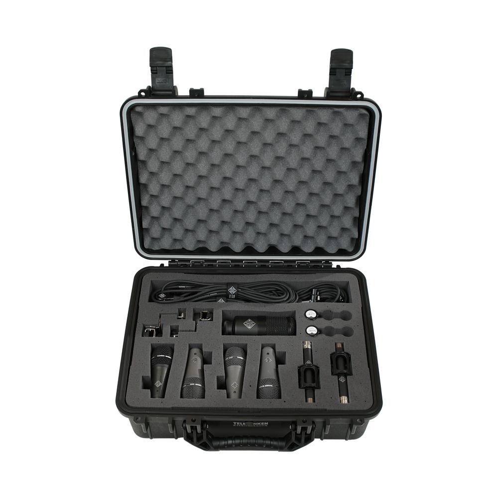 Telefunken Elektroakustik D7 drum mic pack