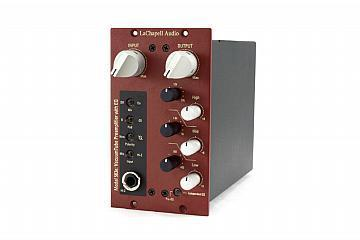 LaChapell Audio 583E 500 series tube microphone preamp with EQ