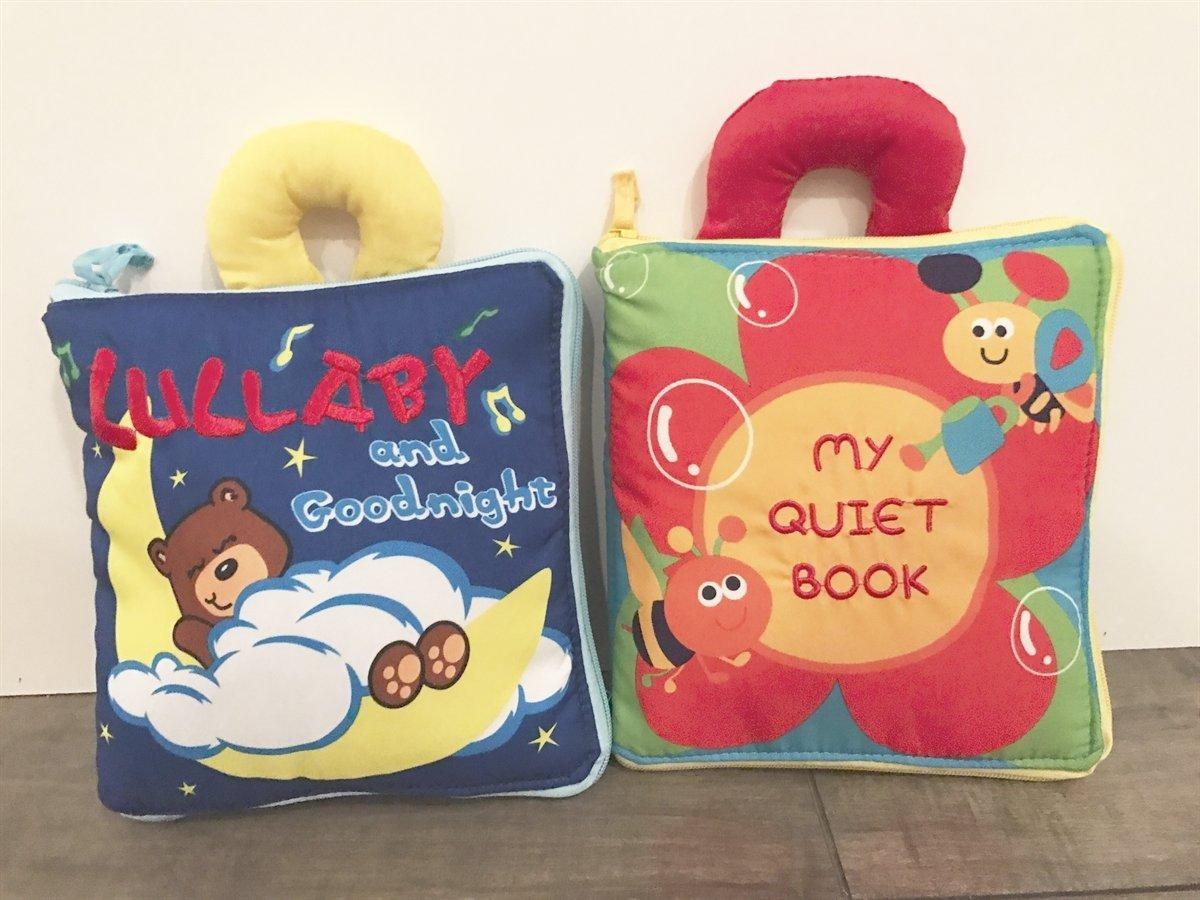 Children's Quiet Book |Educational