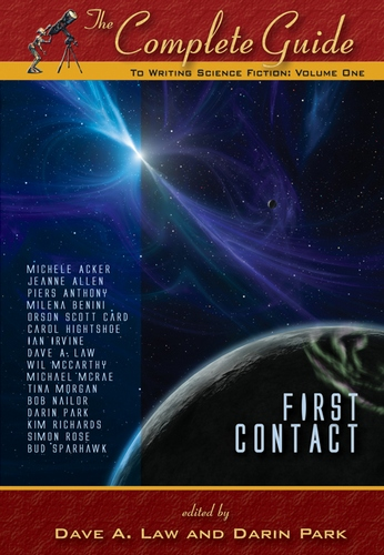 The Complete Guide to Writing Science Fiction Volume 1 00006