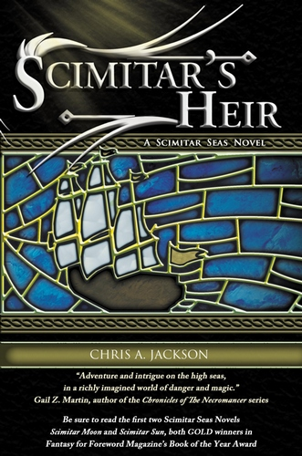 Scimitar's Heir by Chris A. Jackson (Ebook) 00089