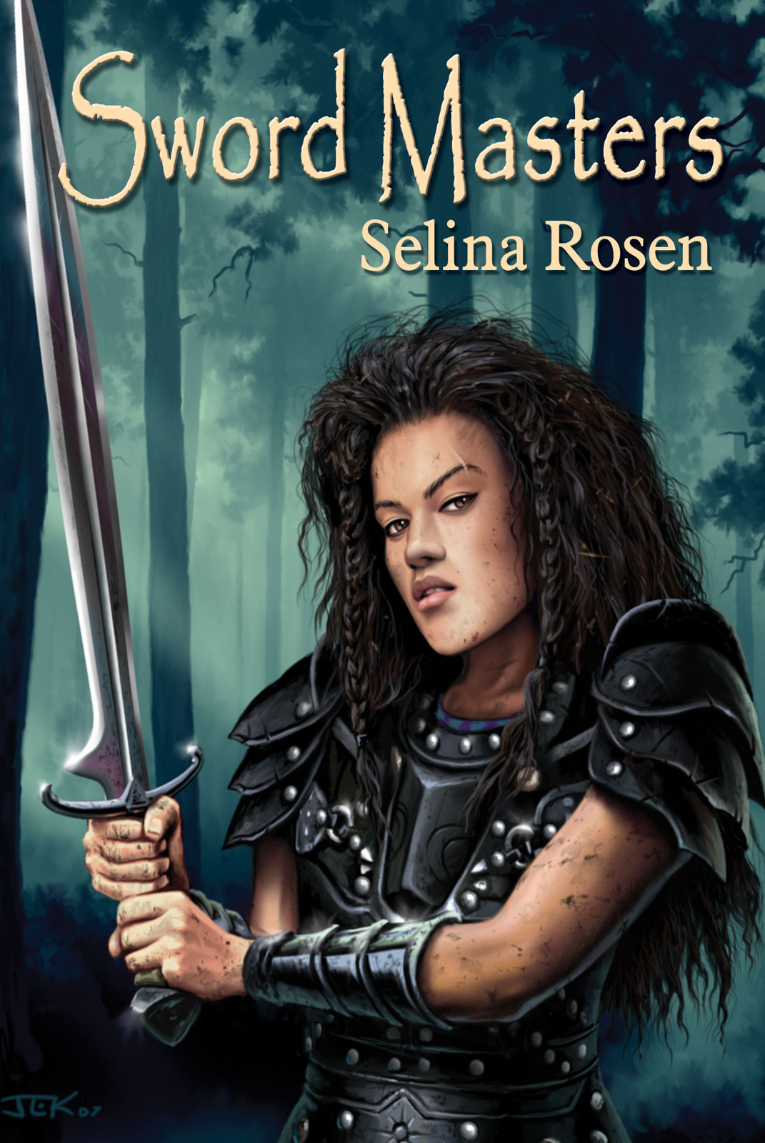 Sword Masters by Selina Rosen 00028