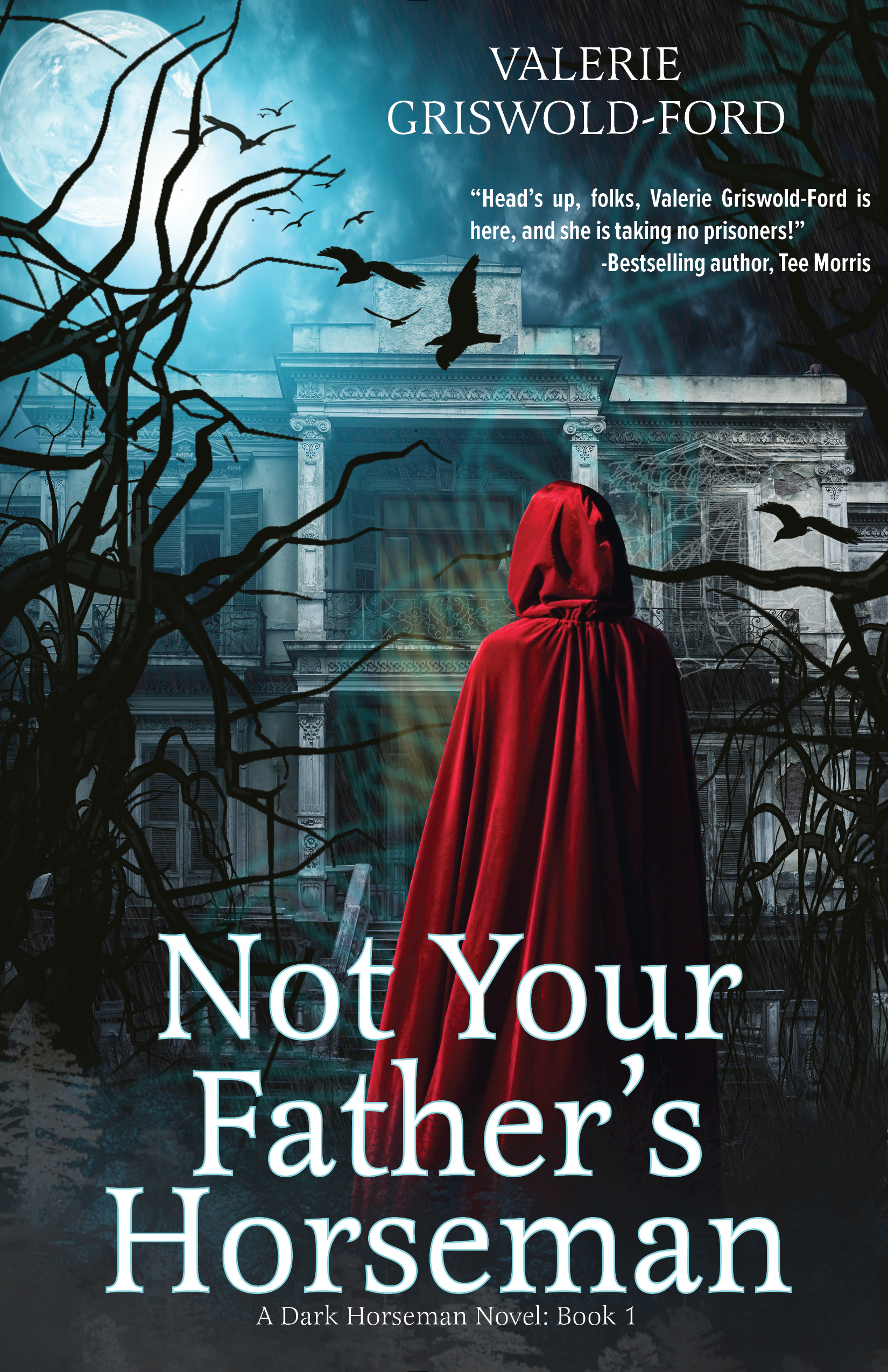 Not Your Father's Horseman by Valerie Griswold-Ford 00043