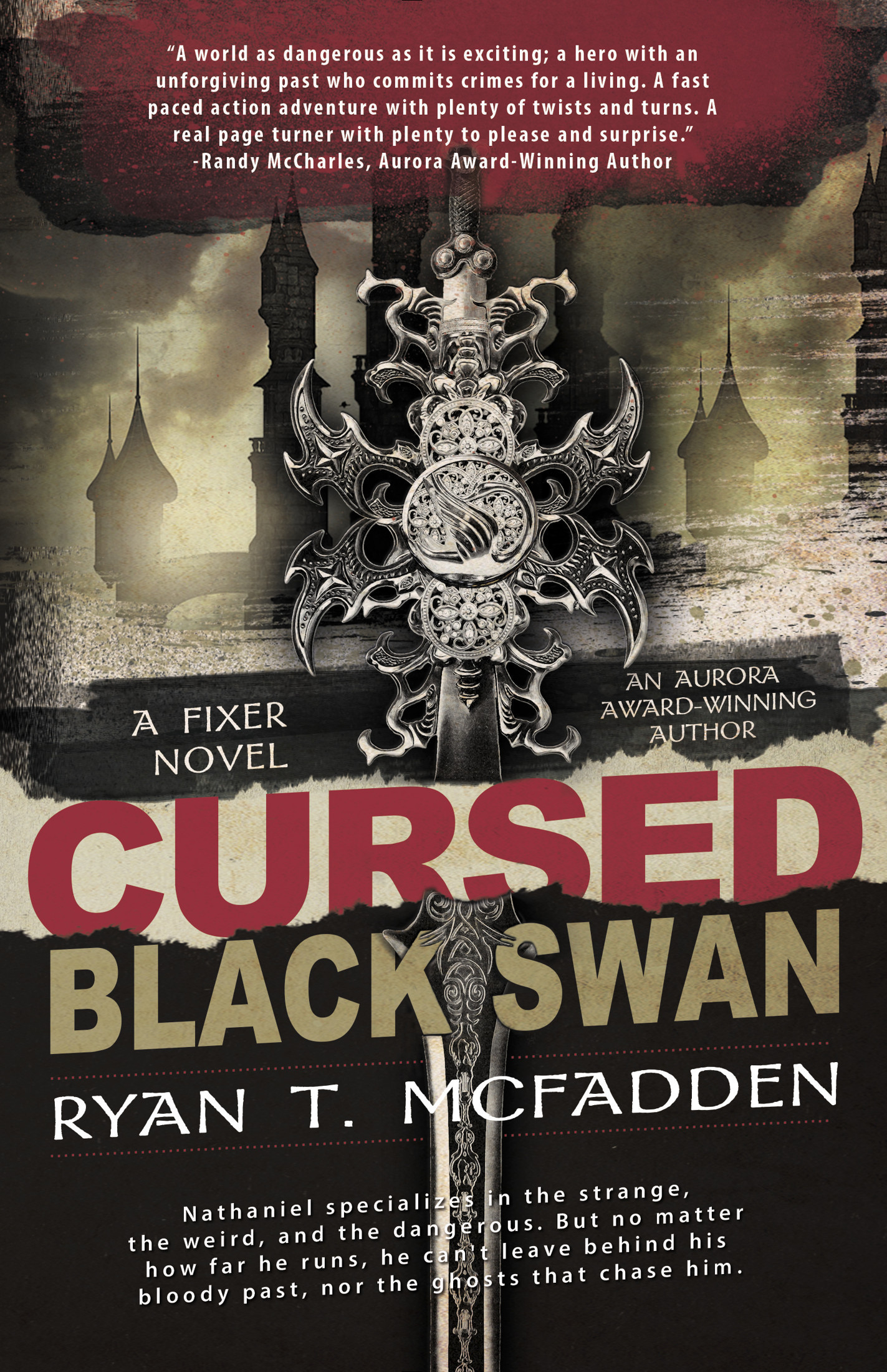Cursed: Black Swan (A Fixer Novel) 00105