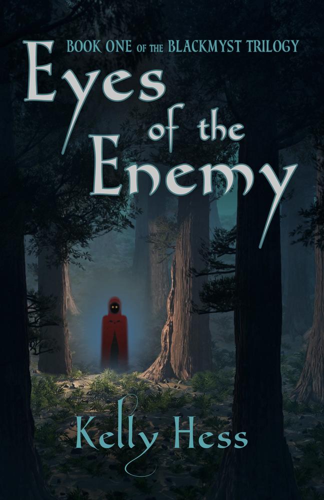 Eyes of the Enemy (BlackMyst 1) 00122