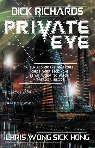 Dick Richards: Private Eye 00104