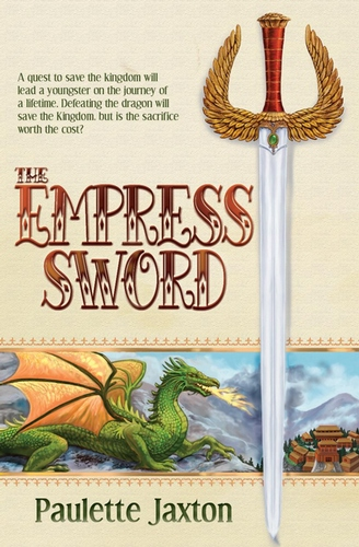 The Empress Sword - Paulette Jaxton 00069