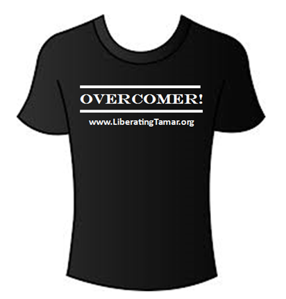 TAMAR Tee Shirt: Overcomer!