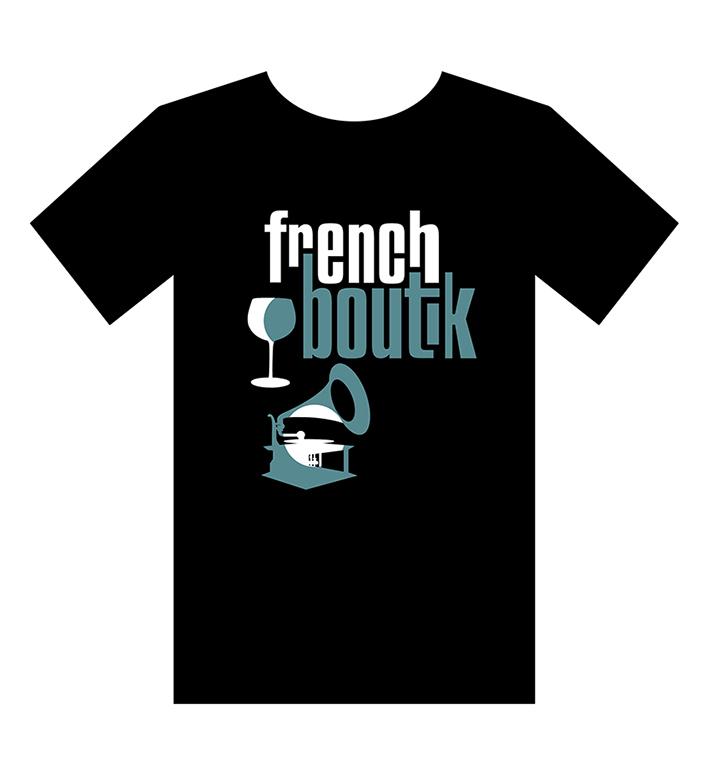 T-Shirt Black & Grey + Intl Ship (Women S,M, L,XL,XXL/Men S,M,L,XL,XXL) - Runs small, size up !