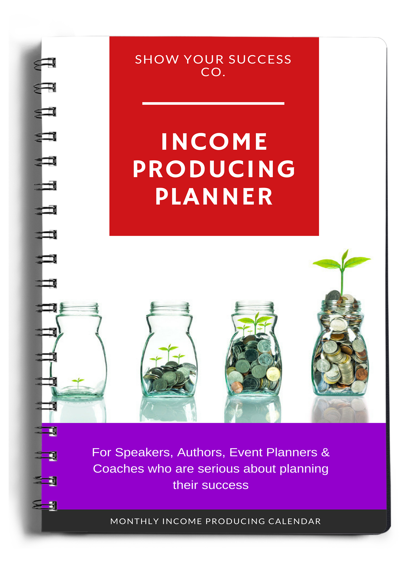 Income Producing Planner 00002