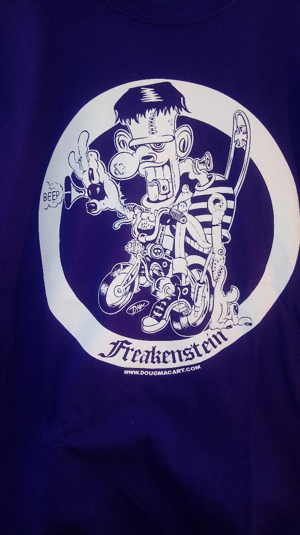 Freakenstein T-Shirt 00053
