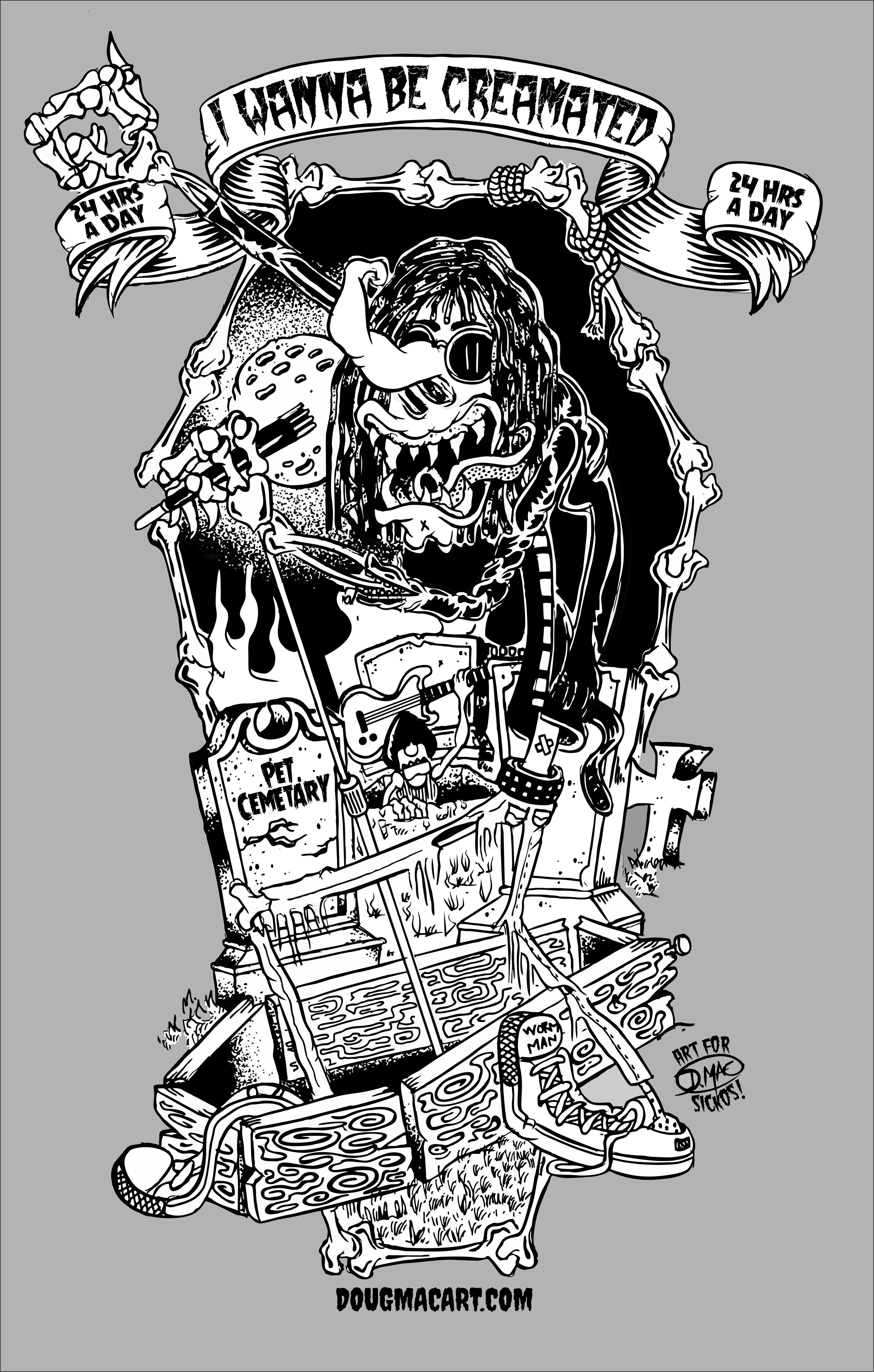 Dead Rock Star T-Shirts 00051