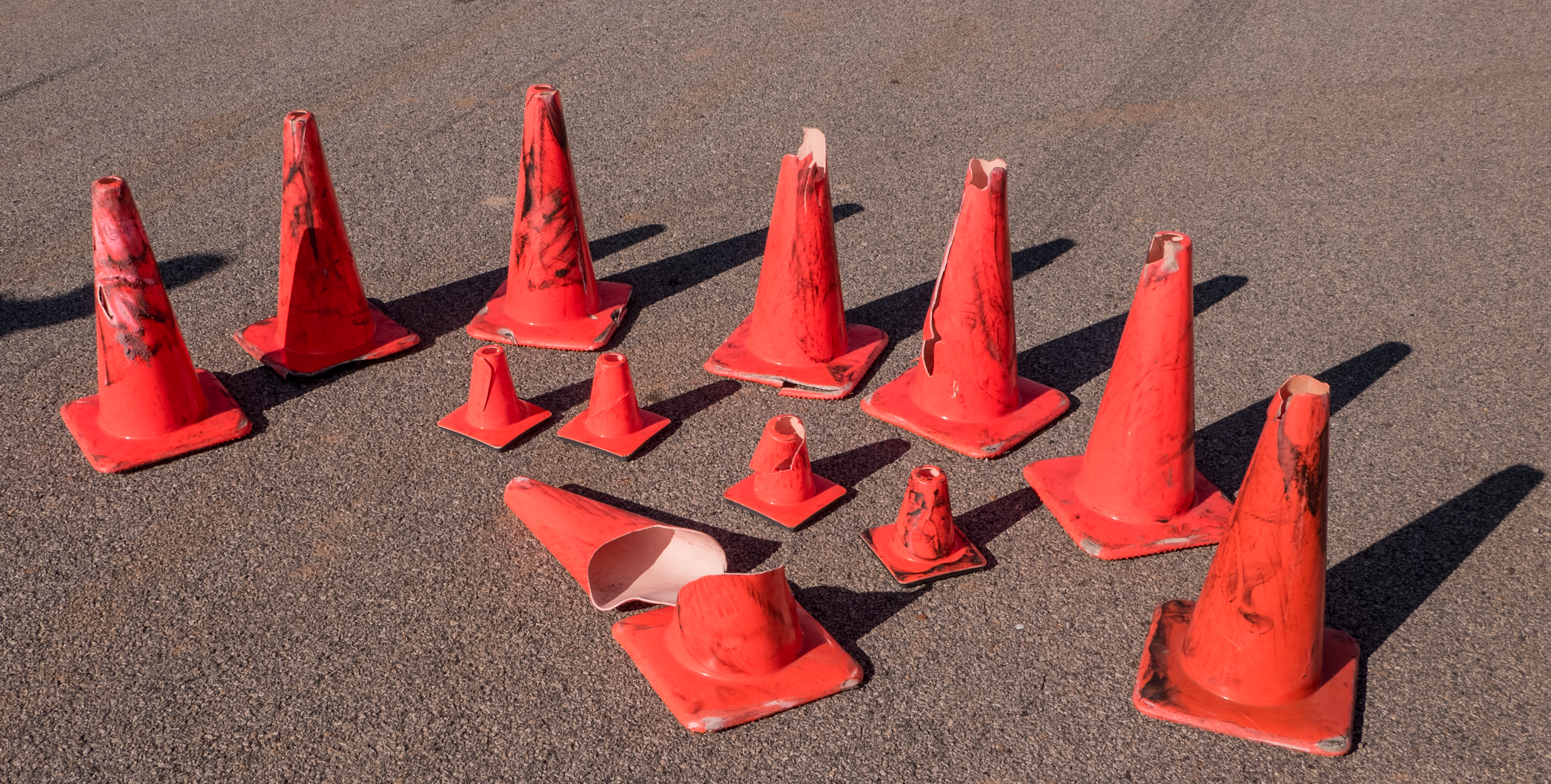 More 18 Inch Cones Please 00000