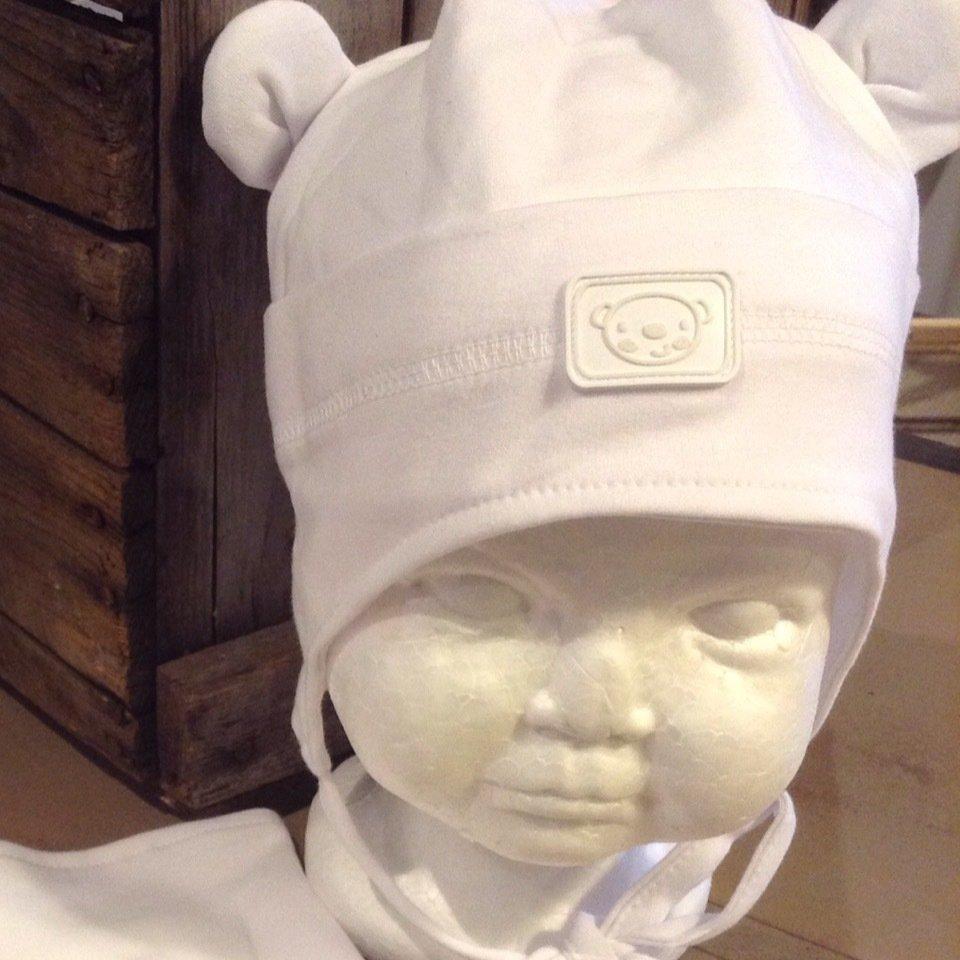 Chapeau Blanc A Oreilles
