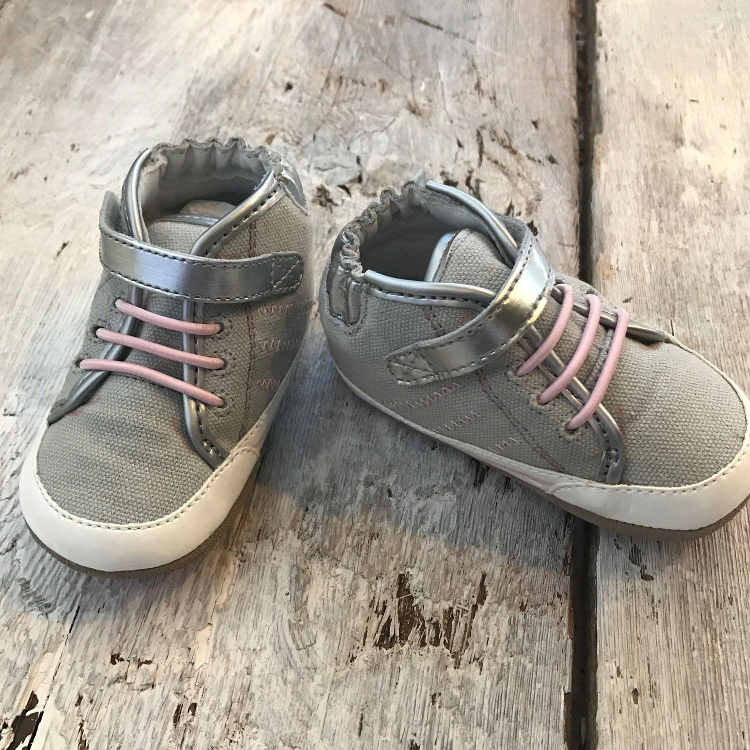 Hadley High Top Grey