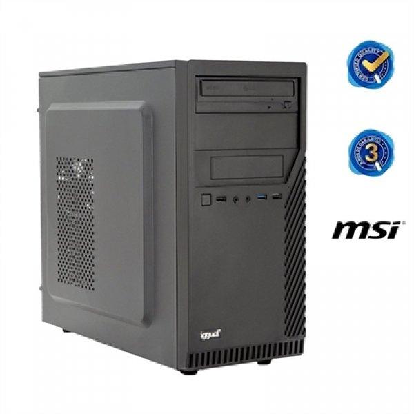Pc De Bureau Iggual Psipch216 Intel Core I3 6100 8 Gb 1 Tb Windows