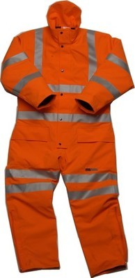 Gore-Tex 2 Layer Lined Coverall