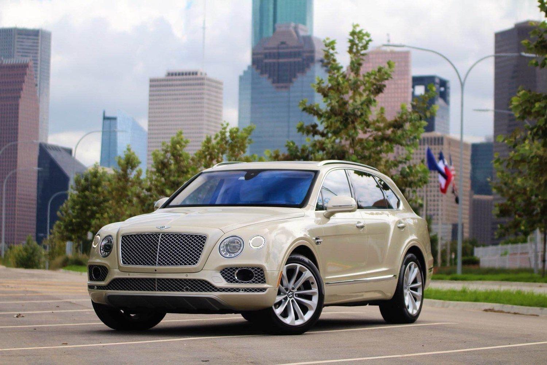 Auto Exotic Rental Houston 2017 Bentley Bentayga Suv Rental