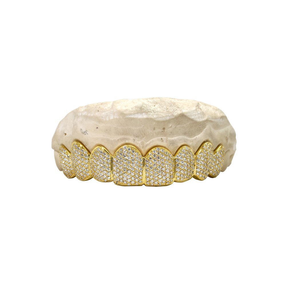 Diamond Grillz Fully Iced Out