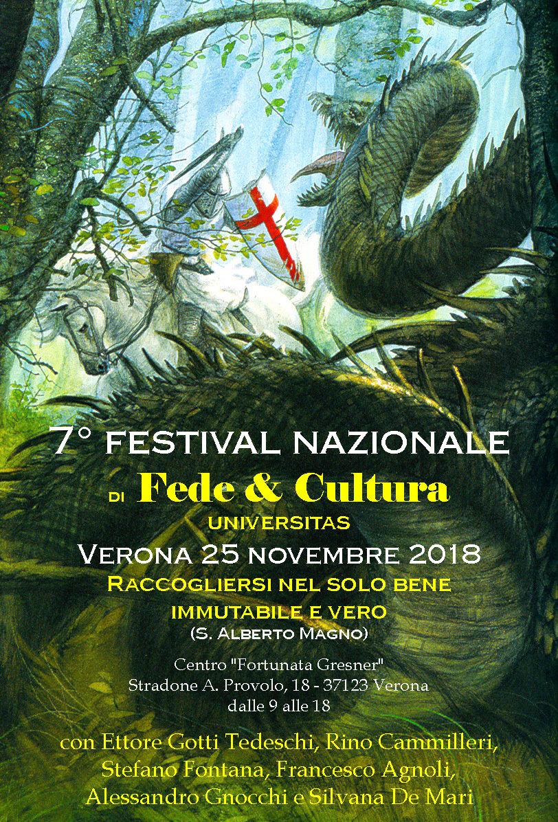 Contributo 7° Festival nazionale di Fede & Cultura