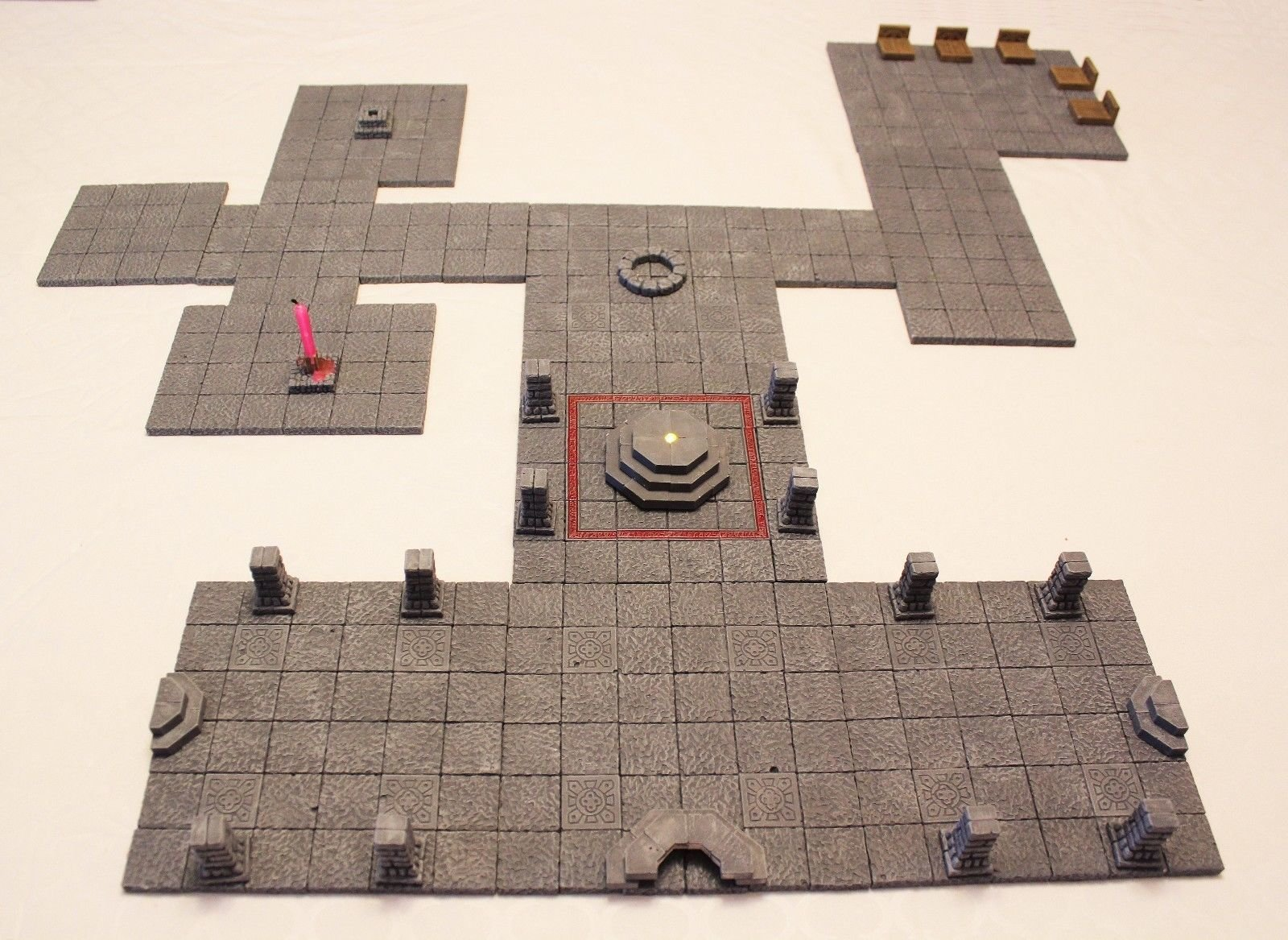 Flat Tile Set 2