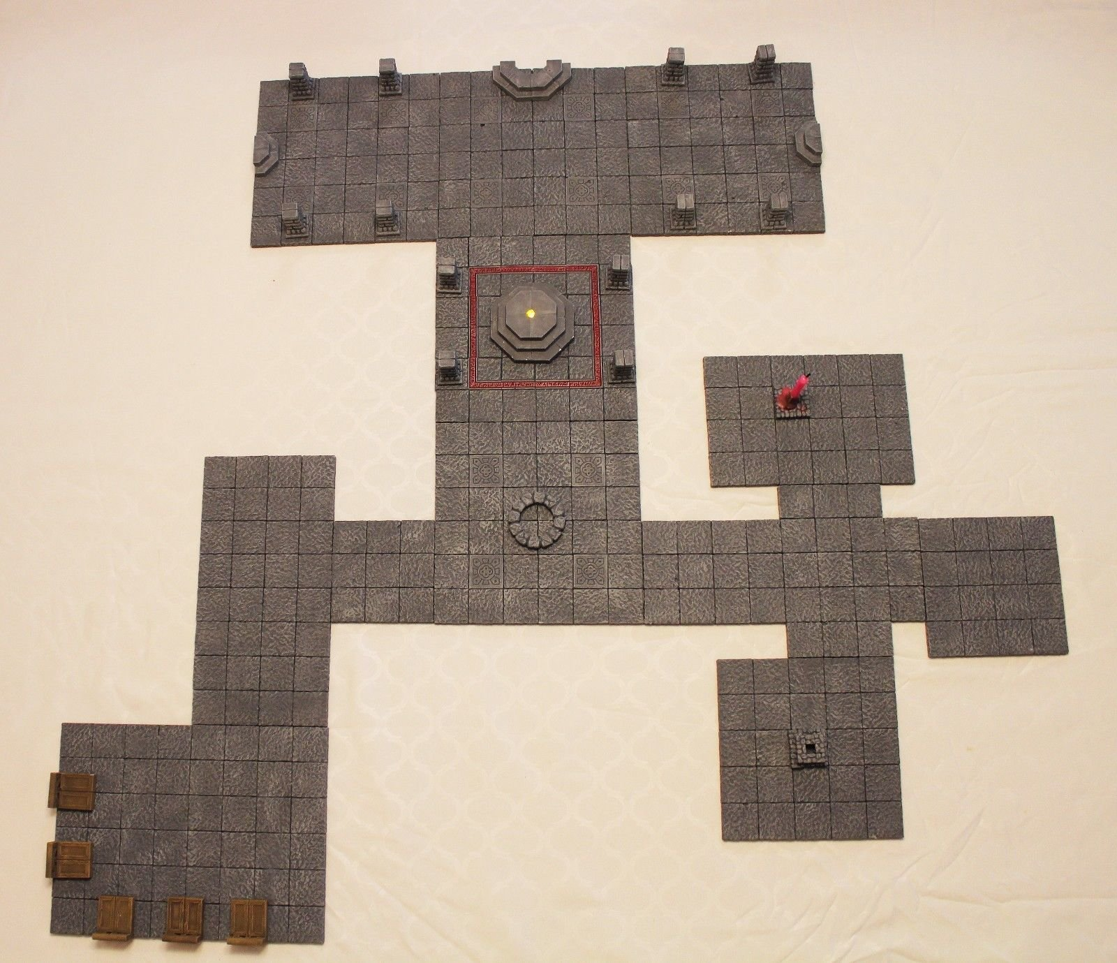 Flat Tile Set
