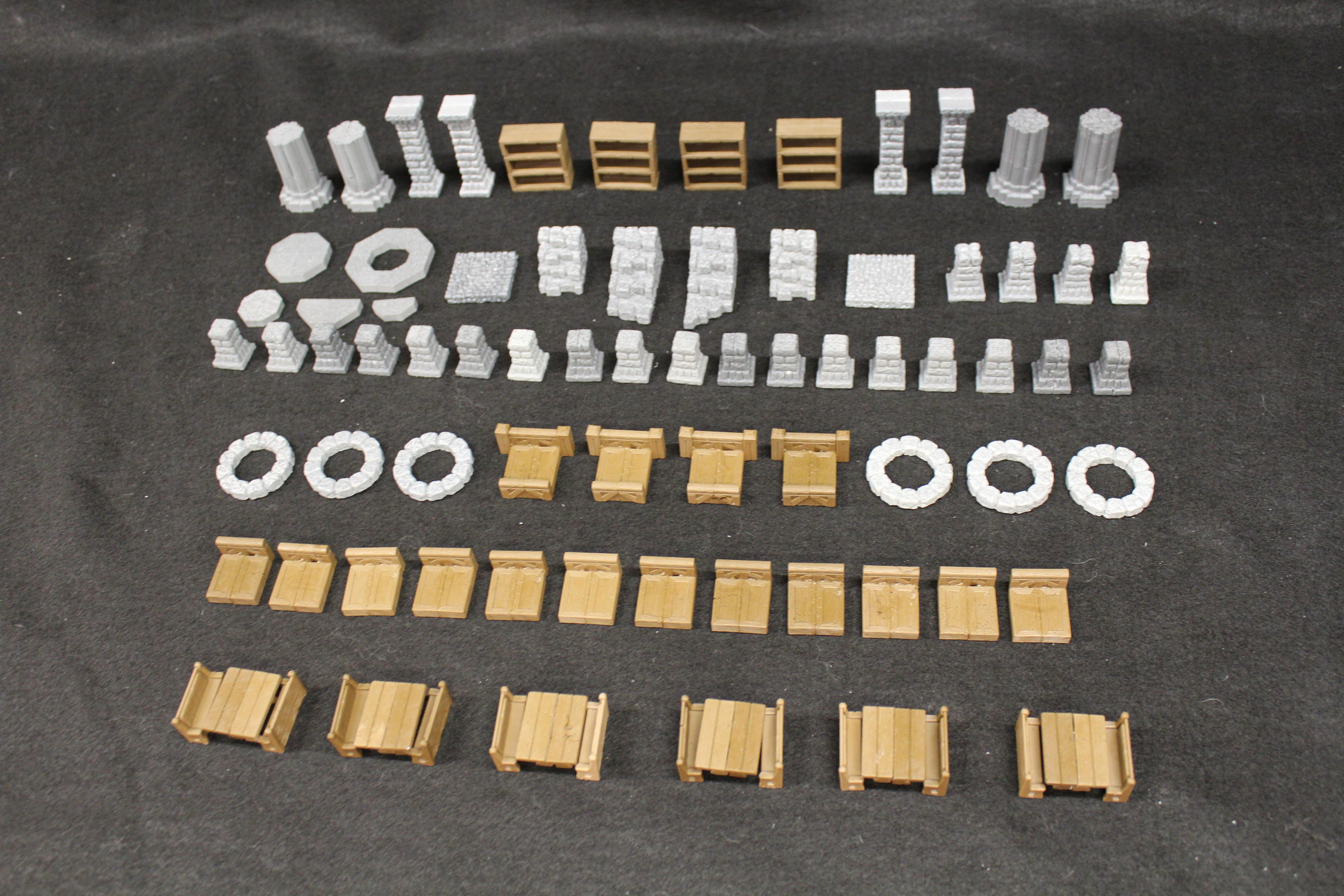 Dunegon Accessories Bundle