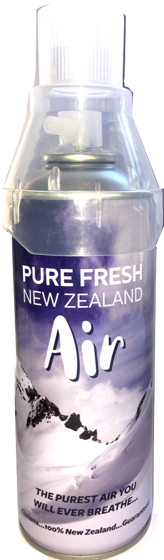 Pure Fresh New Zealand AIR