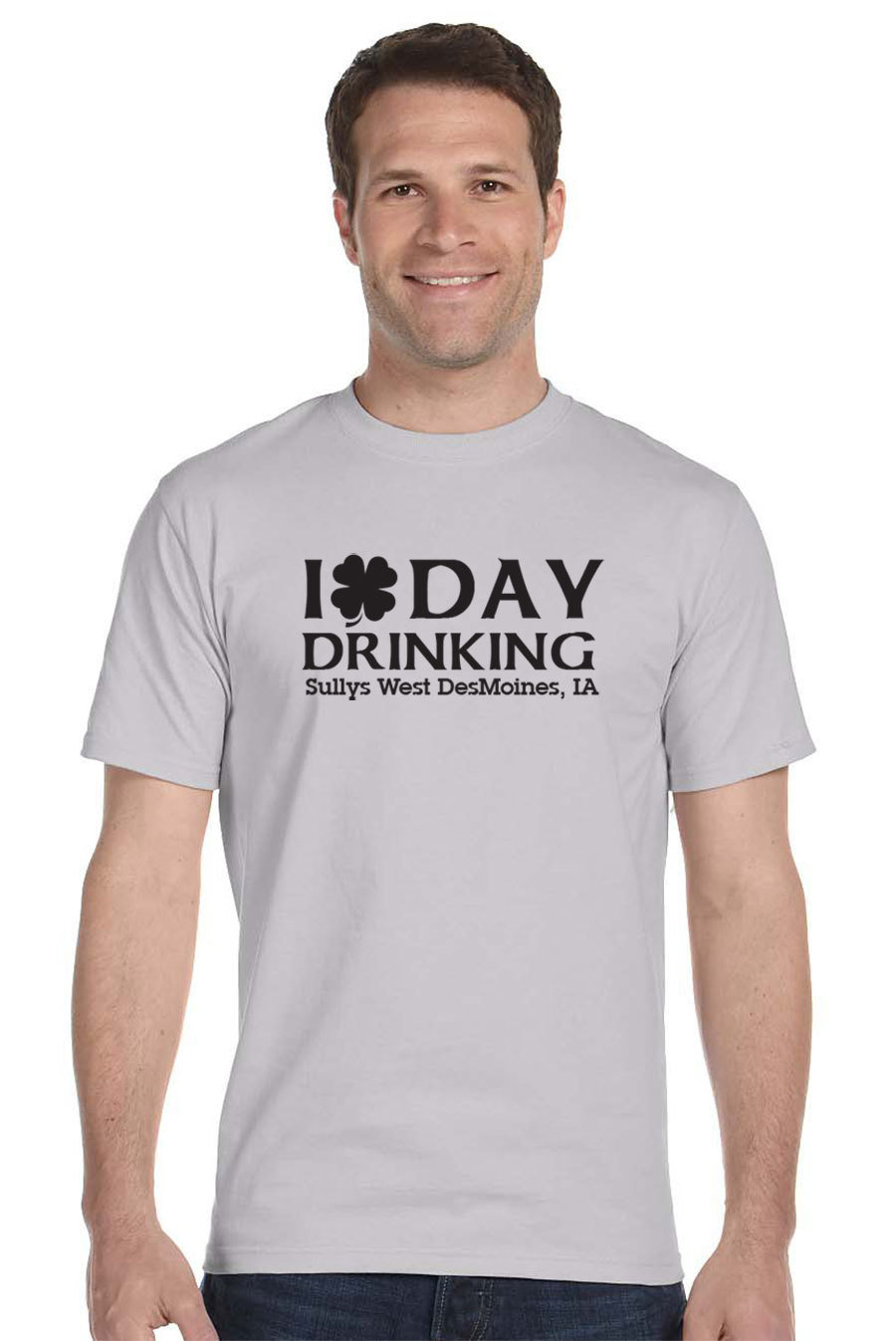 Day Drinking on Gray