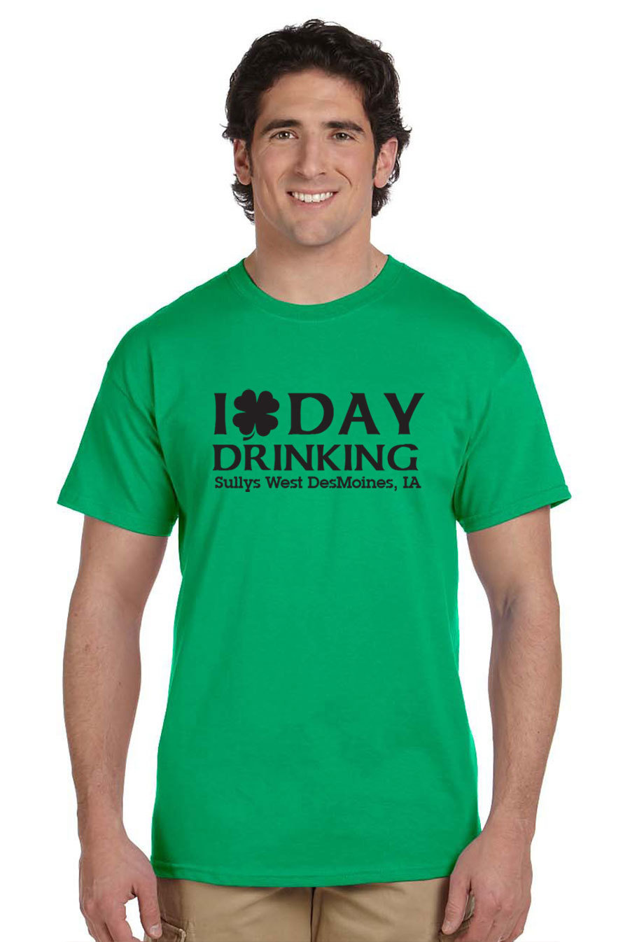 Day Drinking on Green