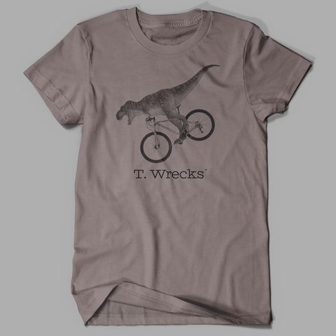 T. Wrecks Tee (Pebble Brown) 00000