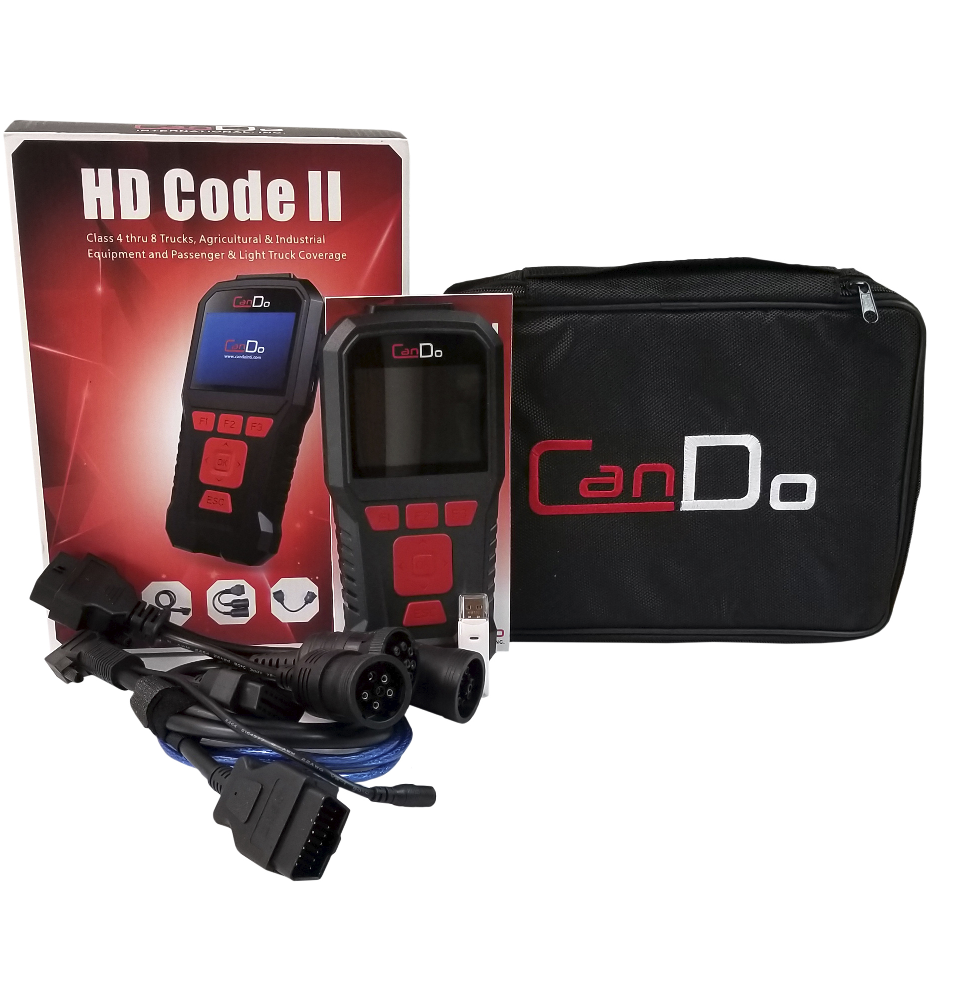 CanDo Diesel Diagnostic Tools – Store – Heavy Duty Truck