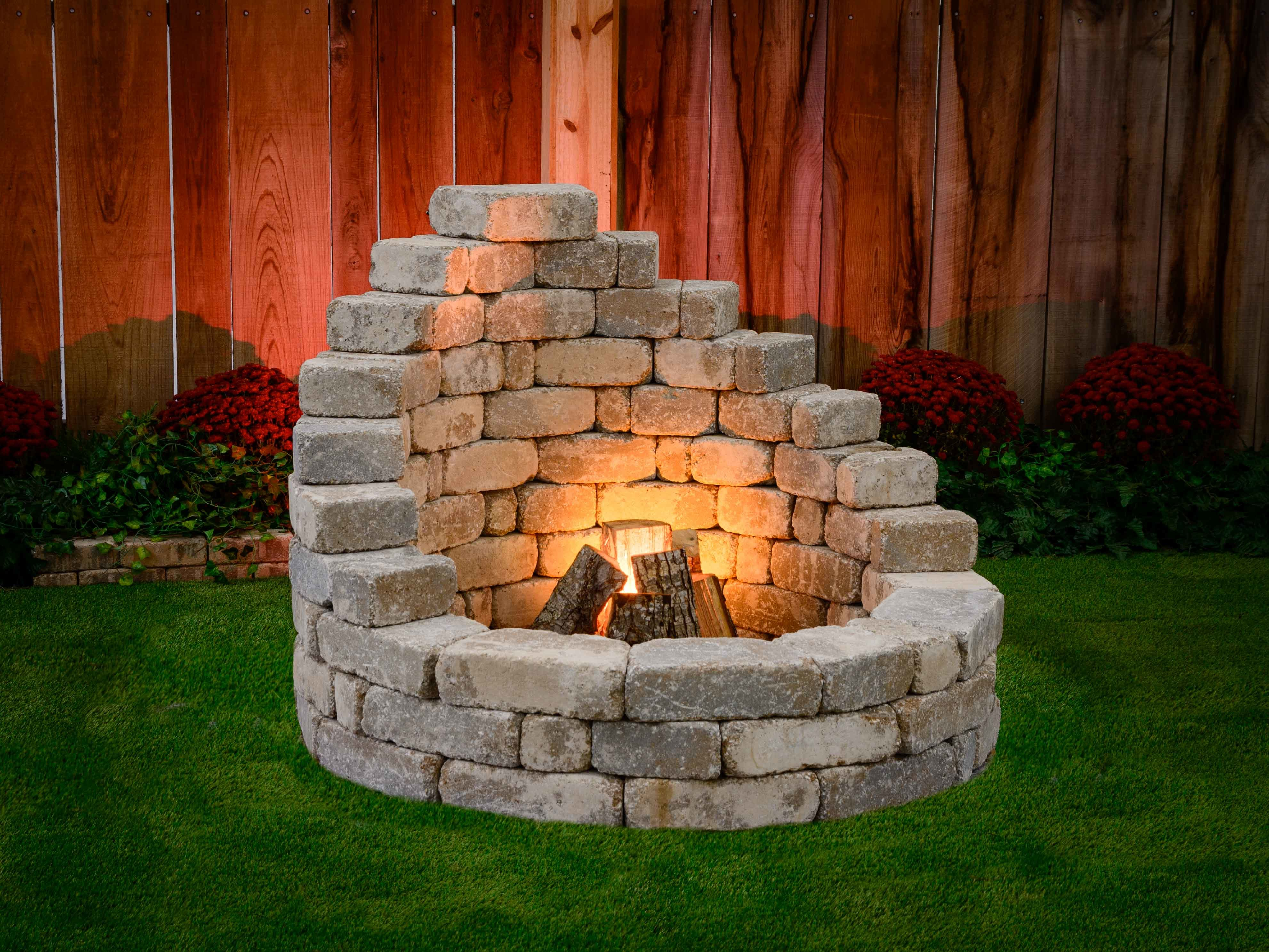 Fire Pit Kits | Shop Romanstone for impressive kits you ...