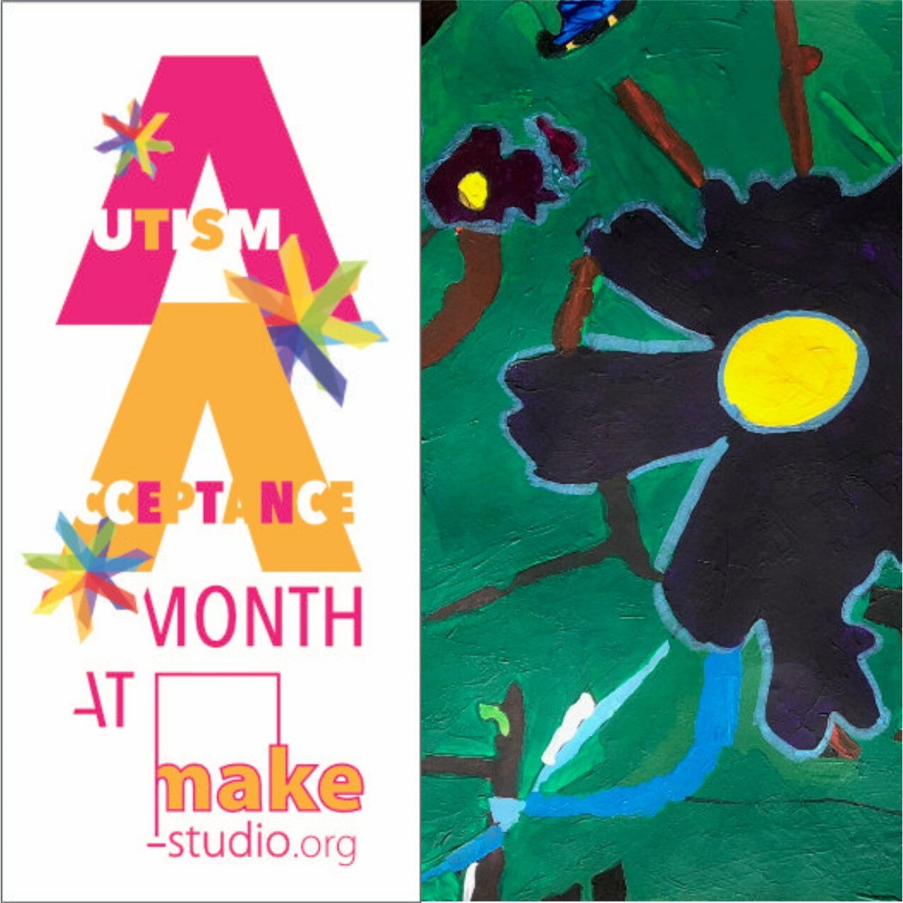 Autism Acceptance Month 2020 Exhibition