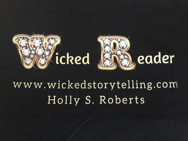 Wicked Reader T-Shirt $10 each includes shipping 9285510003