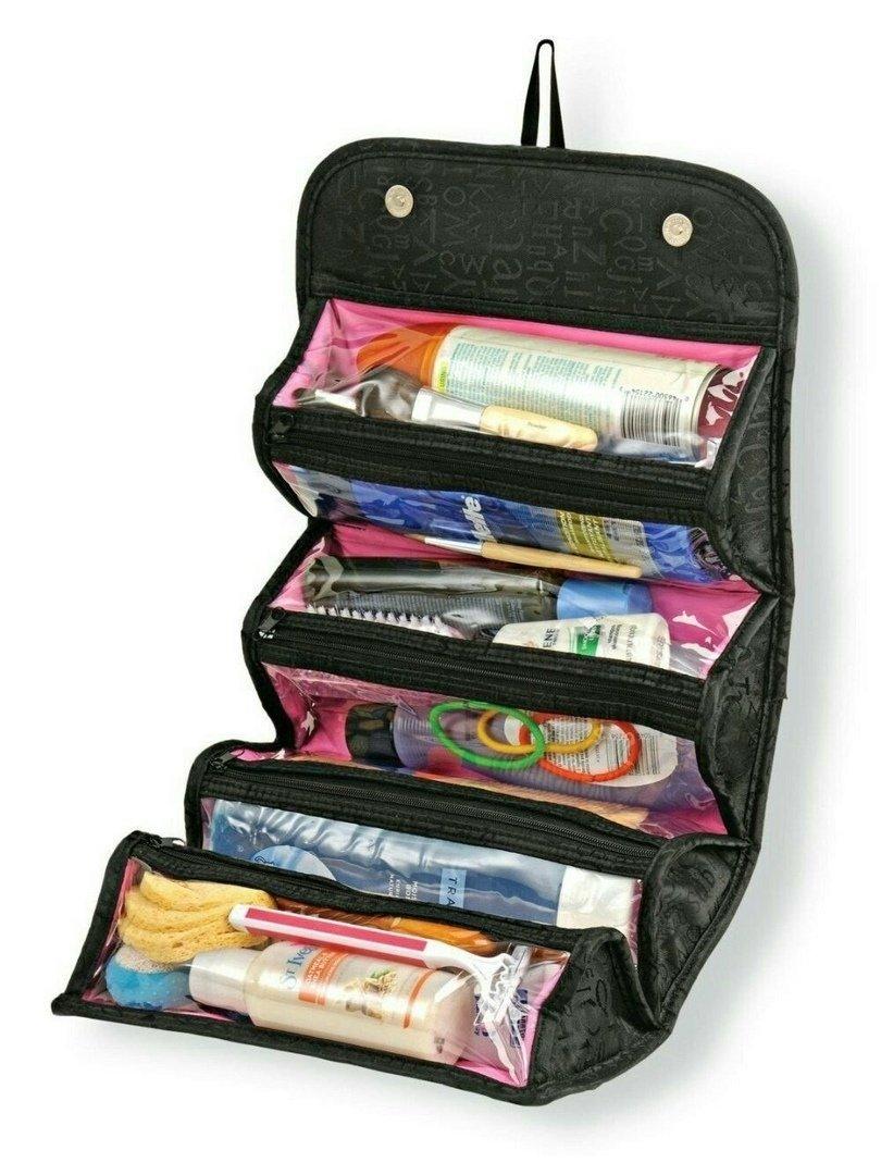 Органайзер для косметики roll and go купить ароматы эйвон описание и фото