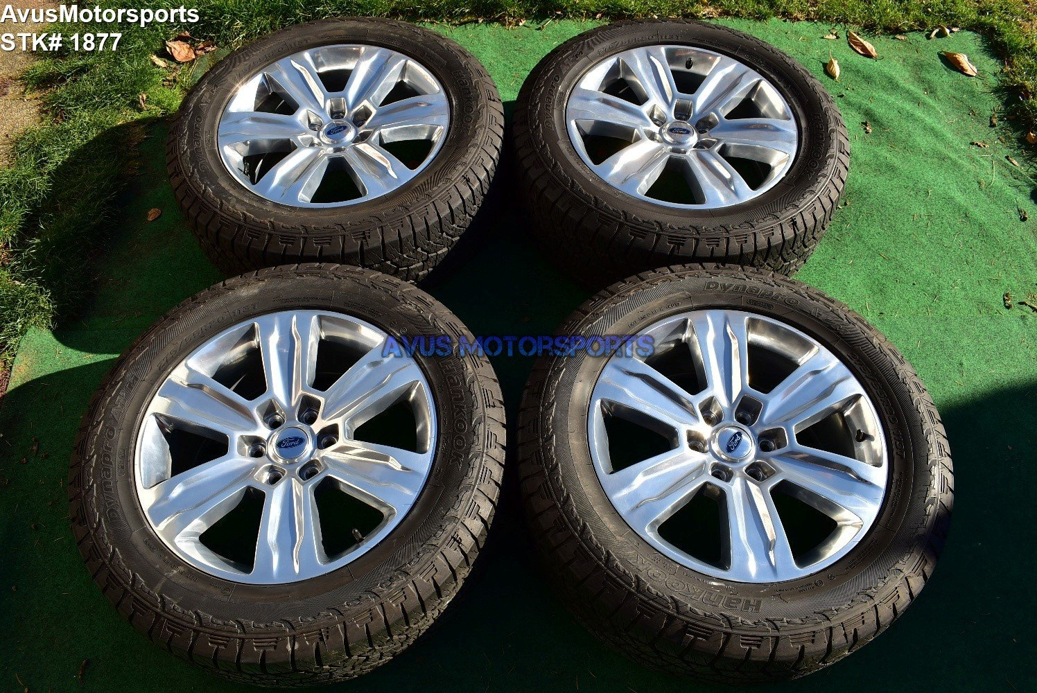 ford  oem factory fx platinum lariat wheels tires expedition