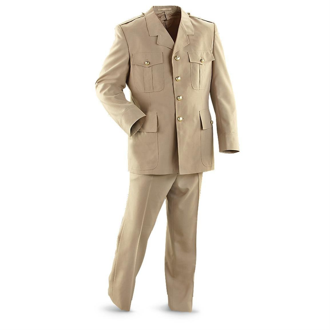 Belgian Army Genuine New Dress Uniform Jacket And Trousers