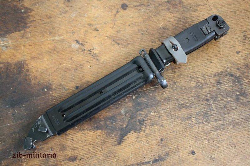 British Army Genuine Ak47 M70 Bayonets Zastava Knives